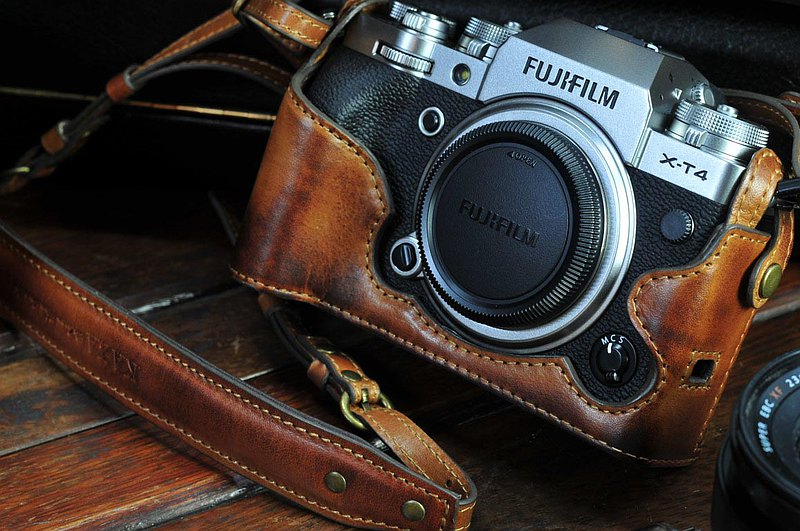 FUJIFILM X-T4 SERIES leather case
