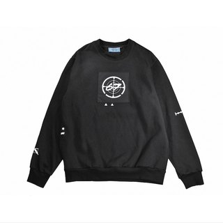 .67ARROW 17A\W  LOGO SWEAT SHIRTS_大學T 刷毛 長T 衛衣