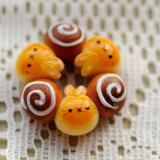 Sweet Dream ☆ Mini Super Q Small Animals Hand Wrap Small Bread / Bag Strap / Birthday Ritual