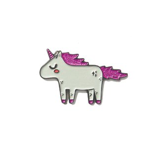 Unicorn Pink Pin