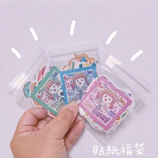100 yuan value sticker
