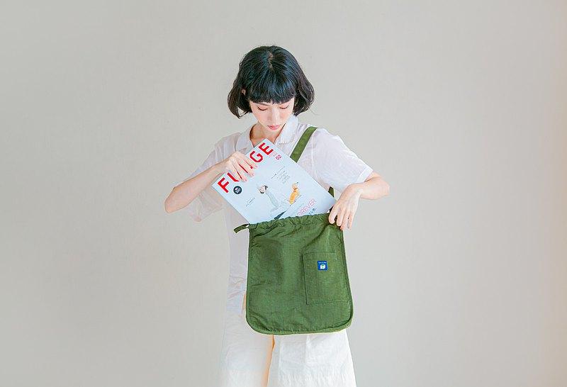 BANGS - 肩背束口三用包 - 共六色 現貨