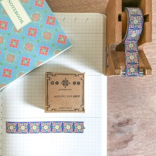 Kau 瓞 stretch like years of hardcover paper tape curl card QUEMOLICA