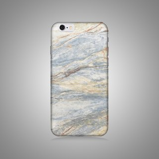 Empty shell series - Marble original mobile phone case / protective cover (hard shell)