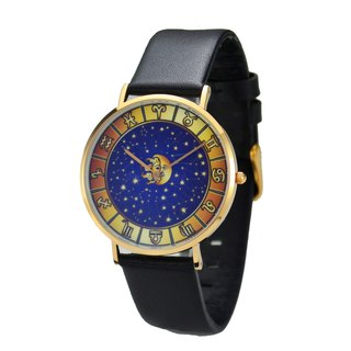 Classic Minimalist 12 Constellation Circle Watch Free Shipping Worldwide