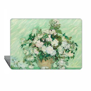 Van Gogh Macbook Pro 13 touch bar classic art Case roses MacBook Air 13 Case macbook 11 Macbook Pro 15 Retina art Case Hard Plastic 1515