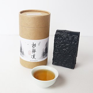 Pure Tea - Taiwan's Shanlinxi Oolong Tea - 150g loose tea │ one hand private world black tea