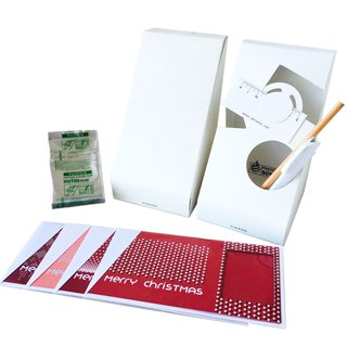 Pin Cards - Illusory Christmas Greeting Frame Card Kit Frame cards + film + paper pencil + pen container