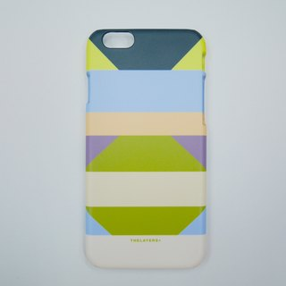 GRAPHIC PRINT - APPLE GREEN iPhone 7 Case