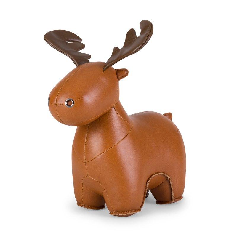 Zuny - Moose Rudo 麋鹿造型動物書擋
