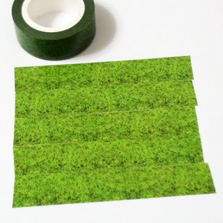 Masking Tape Korea Grass