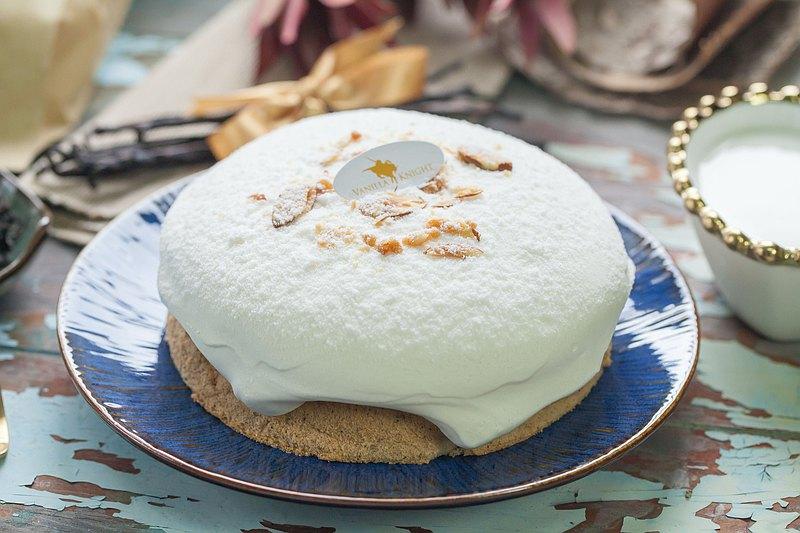【母親節蛋糕】香草奶蓋蛋糕