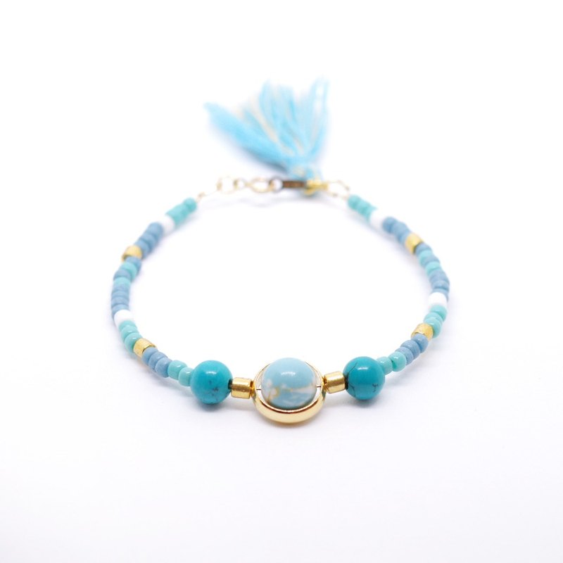 Cosmic Series Guardian Bracelet - Earth the Earth