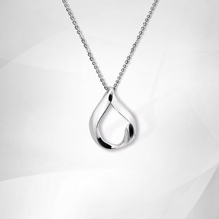 VINHAS ZEN Collection [Pledge] 925 sterling silver necklace