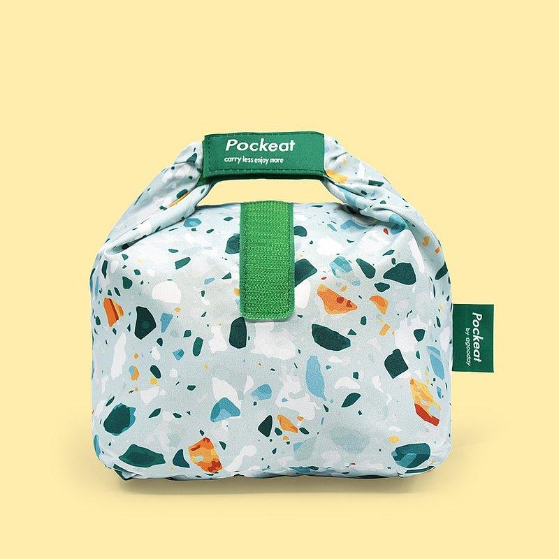 好日子 | Pockeat環保食物袋(小食袋)-阿嬤家