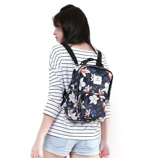 [Mid-Autumn Festival 3 Days Limited Time Discount] Le Tour Series - Broken Heart Bag - S - Cream Flower