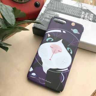 太空貓手機殻 Cat in Space Phone Case