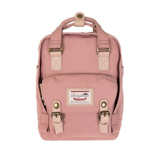 Doughnut Waterproof Mini Macarons Backpack - Rose