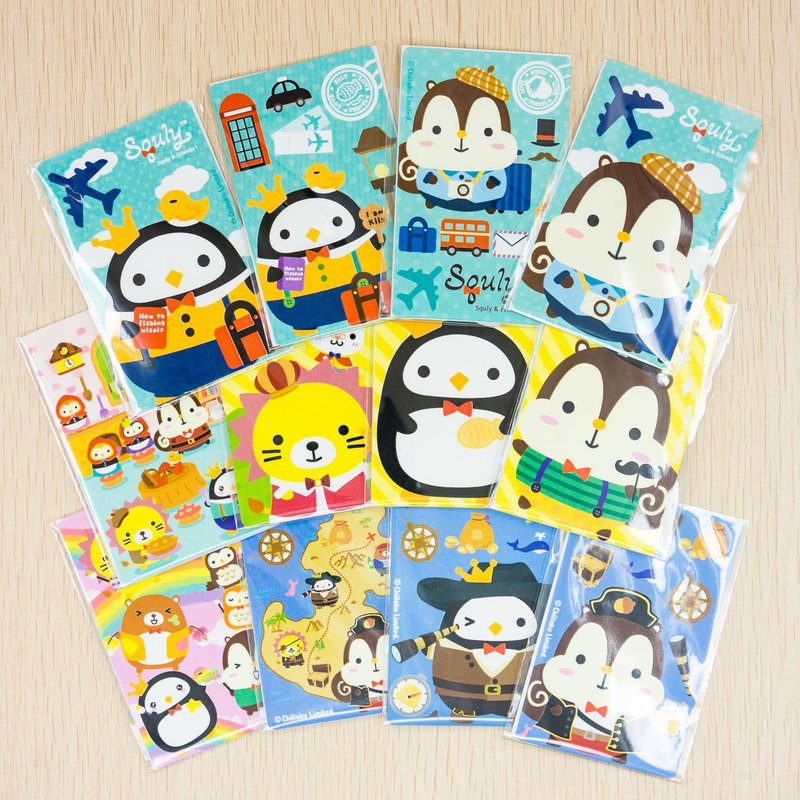Waterproof Card Sticker for Octopus Card, EasyCard, Youyou Card, Smart Card