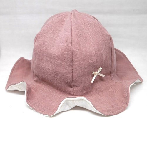 ☆ early summer sale ☆ Tulip hat / smoky pink