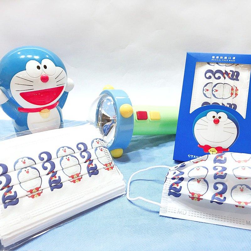 【現貨】【上好生醫】Doraemon_經典A_親子口罩/10入盒裝/雙鋼印