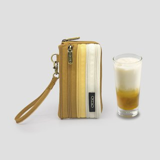Side open mobile phone package iphone 6/7/8 [Urban series - Latte]