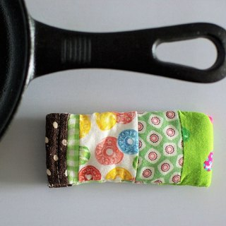 Pan Handle Cover (Patchwork)