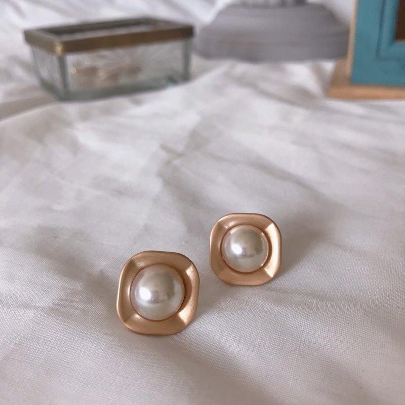 珍珠貼耳系列-方框