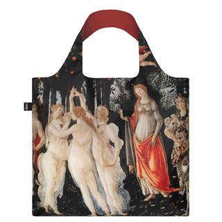 LOQI Shopping Bag - Museum Series (Spring SBPR)