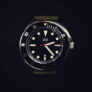 US retro military watch - U.S. Vietnam Warfare Replica Military Watches - Public Offerings (Silver)