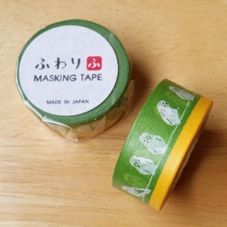 Japan Iyo and paper and paper tape [Fuwari parrot (FW47004)]