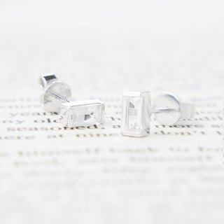 Goody Bag - (1+1) 3:am 18K Gold Plated Topaz Silver Earrings & Ring Silver