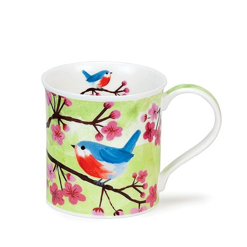 Little Bird Mug - Nuthatch