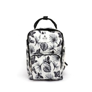 [Membership Reward - Specials] Le Tour Series - 2WAY Loose Heart Bag - S (Flowers and Birds)