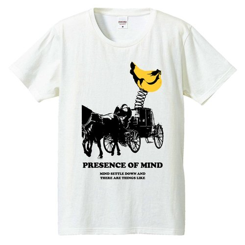 [T-shirt] of mind