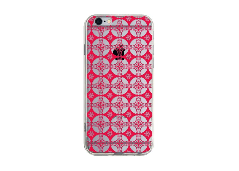 Red kaleidoscope - Samsung S5 S6 S7 note4 note5 iPhone 5 5s 6 6s 6 plus 7 7 plus ASUS HTC m9 Sony LG G4 G5 v10 phone shell mobile phone sets phone shell phone case