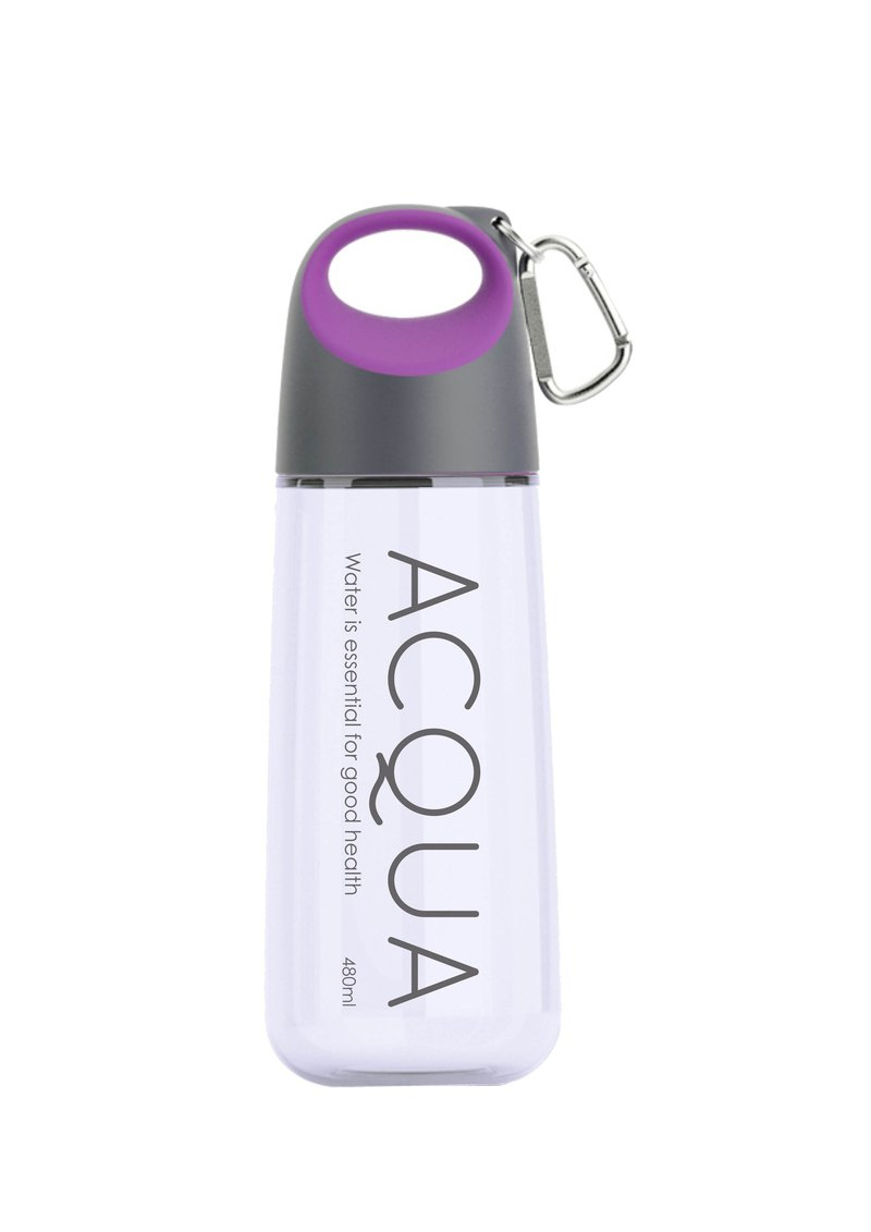 ACQUA BPA-Free Sports Bottle (purple)
