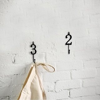 Dailylike digital styling hooks (single in) - number 2, E2D35031