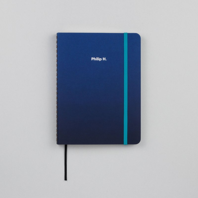 Deep Blue A5 Notebook / Sketchbook