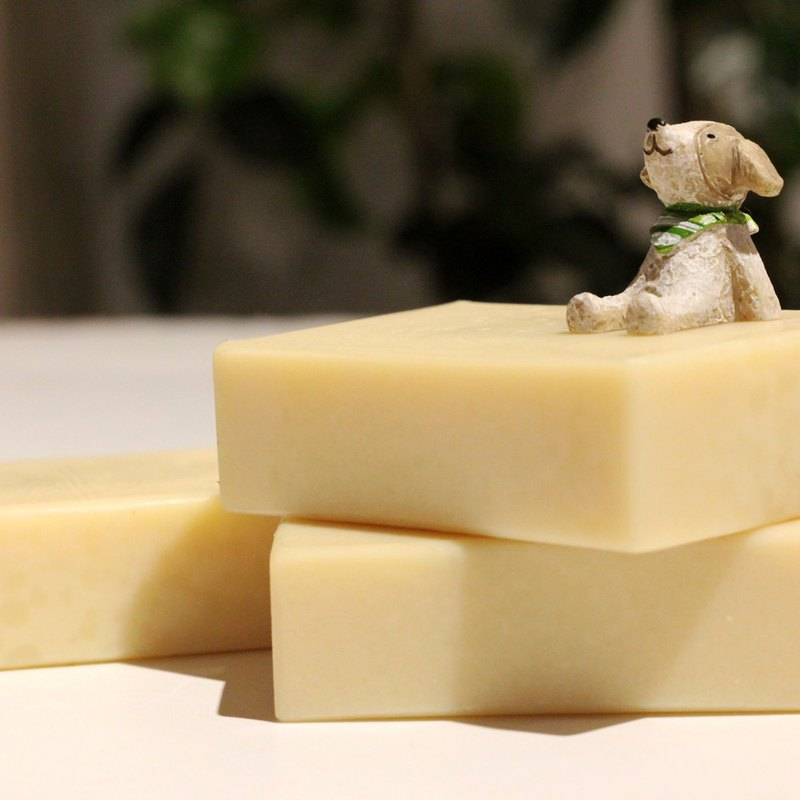 Natural taste _ hair child pet soap - recommended sensitive / dry muscle