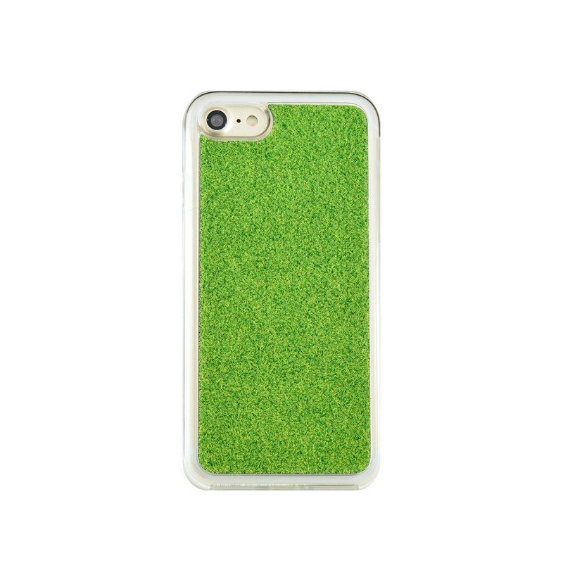 Shibaful - Mill Ends Park Spring - for iPhone Case  淺綠 原創TPU防摔保護殼(秋天Ver.)  保護套