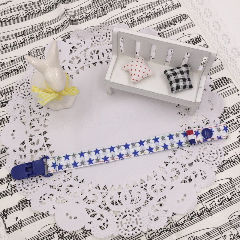 * Princess puff sugar - Hand cramping pacifier pacifier clip chain ★ ★ ★ full moon gift toy chain ★ ★ special nipple can be customized vanilla births A-51