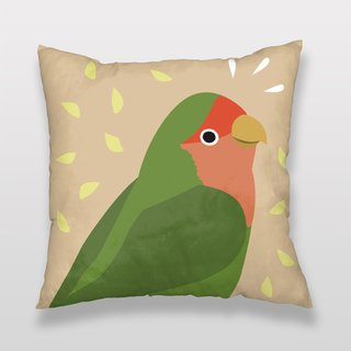 Parrot LOVE LOVE Pillow