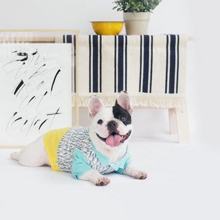 Crystal Print Shirt | For Dogs