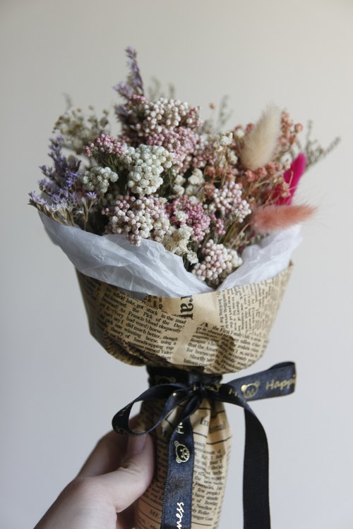 "Flower flower hall ""graduation bouquet"" graduation gift small sweetheart bouquet [flower material will be produced according to existing materials]"