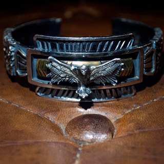 Alarein / Handmade Silver / Western Wicked Series / Bracelet / General