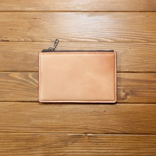 Dreamstation leather Pao Institute, Italian vegetable tanned leather handmade leather purse