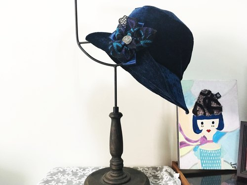 [Late] wife Qucky night / limited edition cap sailboat