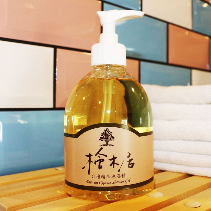 桧木居 Taiwan Elm essential oil bath essence