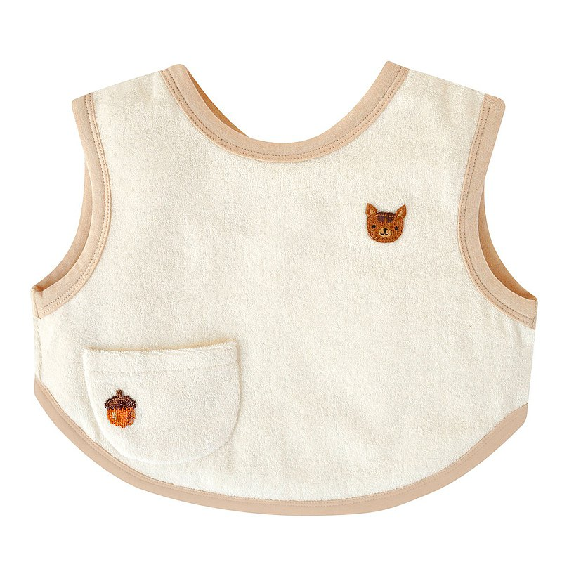 【SISSO organic cotton】 squirrels eating rice pocket
